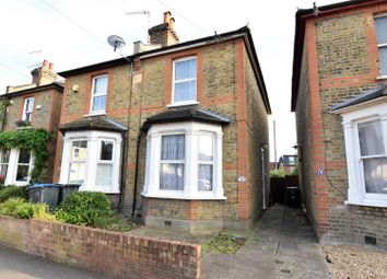 Thumbnail 2 bed semi-detached house for sale in Portland Road, Kingston Upon Thames