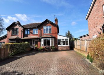 Thumbnail 3 bed property for sale in London Road, Holmes Chapel, Crewe
