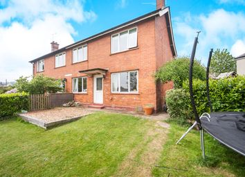 Thumbnail 4 bed semi-detached house for sale in Langley Cross, Wiveliscombe, Taunton