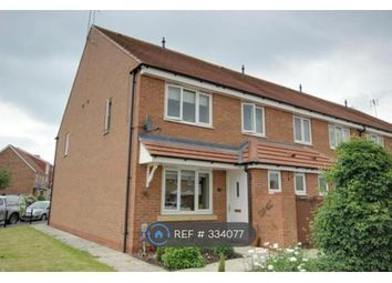 Thumbnail 2 bed end terrace house to rent in Liberty Park, Brough