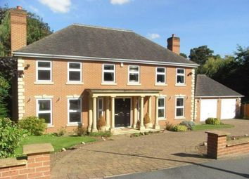 Thumbnail 4 bedroom detached house for sale in Beech Hill Road, Wylde Green, Sutton Coldfield
