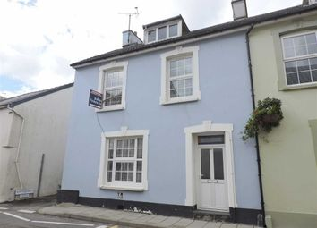 Thumbnail 3 bed town house for sale in West Street, Fishguard