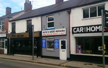 Retail premises for sale in Sunderland Street, Macclesfield SK11