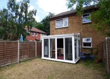 Thumbnail 1 bed terraced house for sale in Ethelred Gardens, Southampton