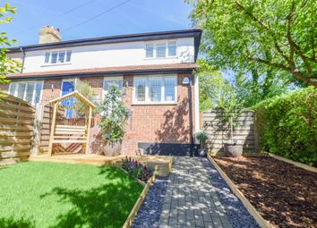 Thumbnail 1 bed terraced house for sale in Johnsons Avenue, Badgers Mount, Sevenoaks