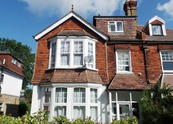Thumbnail 1 bedroom flat for sale in Egmont Road, Sutton