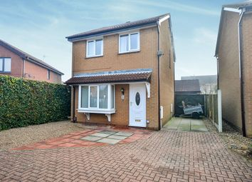 Thumbnail 3 bed detached house for sale in Hollinwell Close, Kirkby-In-Ashfield, Nottingham