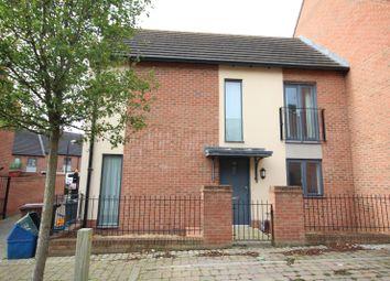 Thumbnail 3 bedroom property for sale in Samwell Lane, Upton, Northampton
