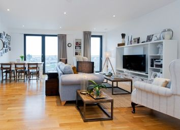Thumbnail 3 bed flat for sale in Ravens Walk, London