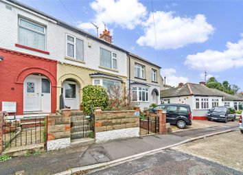 Thumbnail 3 bedroom terraced house for sale in The Ridgeway, Gillingham, Kent