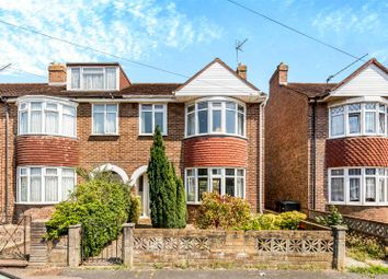 Thumbnail 3 bed terraced house for sale in Bramber Road, Gosport