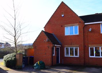 Thumbnail 3 bed property to rent in Pomfret Arms Close, Northampton