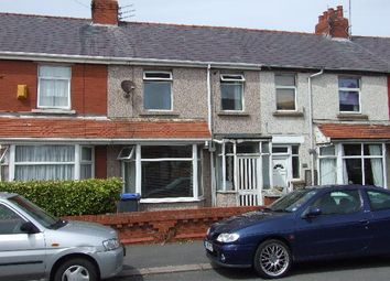 Thumbnail 3 bedroom terraced house for sale in Harcourt Road, Blackpool