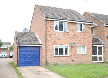 Thumbnail 1 bed flat to rent in Barrett Close, King's Lynn