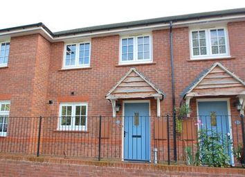 Thumbnail 2 bed terraced house for sale in Kidnalls Drive, Whitecroft, Lydney