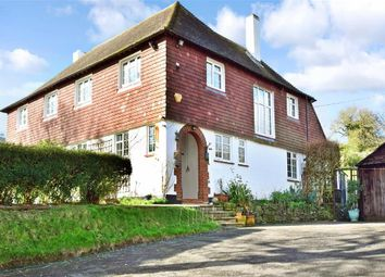 Thumbnail 5 bed detached house for sale in Church Lane, Kingston, Lewes, East Sussex