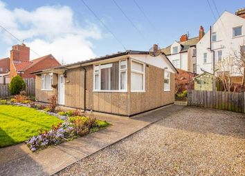Thumbnail 2 bed bungalow for sale in St. Hildas Gardens, Whitby, North Yorkshire
