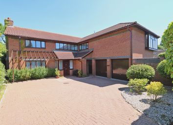 Baskerfield Grove, Woughton On The Green, Buckinghamshire MK6. 5 bed detached house for sale