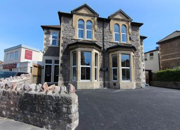 Thumbnail 2 bed flat to rent in Foxward House, Walliscote Road, Weston-Super-Mare