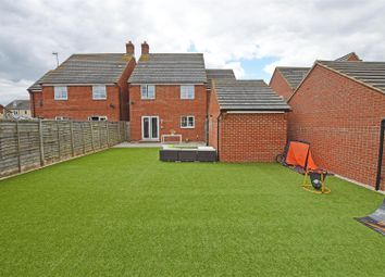 4 bed detached house for sale in Cornflower Avenue, Hampton Vale, Peterborough PE7