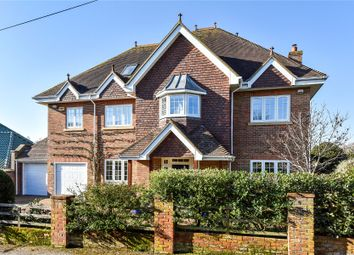 Thumbnail 5 bedroom detached house for sale in West Hayes, Lymington, Hampshire