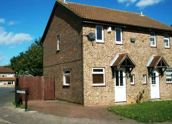 Thumbnail 2 bed semi-detached house to rent in Kingston Crescent, Lordswood