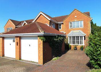 Thumbnail 4 bed detached house for sale in Mayfield Ridge, Hatch Warren, Basingstoke