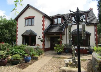 Thumbnail 5 bed detached house for sale in Birchgrove Road, Glais, Swansea, City And County Of Swansea.