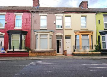 Thumbnail 1 bed terraced house to rent in Newman Street, Liverpool, Merseyside