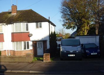 Thumbnail 3 bedroom property to rent in Dunstable Road, Luton