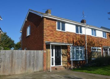 Thumbnail 2 bed semi-detached house to rent in Millstream Close, Whitstable
