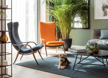 Thumbnail 2 bed flat for sale in Otto Buildings, Downs Road, London