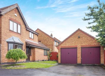 Thumbnail 4 bed detached house for sale in Lavender Close, Alfreton
