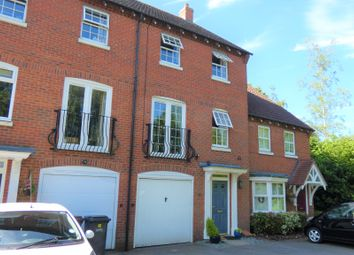 Thumbnail 3 bed town house for sale in Windmill Close, Ravenstone