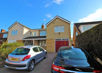 Thumbnail 4 bed semi-detached house for sale in Rookery Way, Whitchurch, Bristol