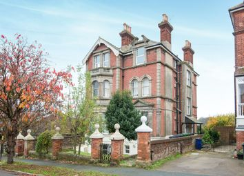 Thumbnail 1 bed flat for sale in Wykeham Road, Hastings