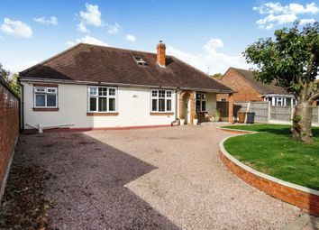 Thumbnail 3 bed detached bungalow for sale in Church Lane, Lower Broadheath, Worcester