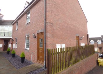 Thumbnail 1 bed flat for sale in Rosedale Court, Cinderford