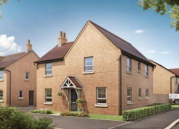 """Thumbnail 4 bedroom detached house for sale in """"Alderney"""" at Grange Road, Hugglescote, Coalville"""