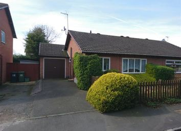 Thumbnail 2 bed bungalow for sale in Orsons Meadow, Bicton Heath, Shrewsbury