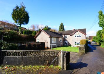 Thumbnail 3 bedroom detached house for sale in Yew Tree Lane, Caerleon, Newport