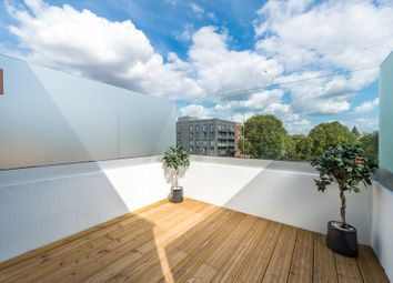 Thumbnail 3 bed flat for sale in Strathblaine Road, Battersea, London
