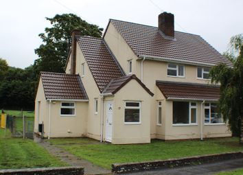 Thumbnail 2 bed property to rent in Martell Way, Crickhowell, St Athan