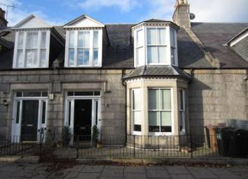 Thumbnail 4 bedroom terraced house to rent in Osborne Place, Aberdeen