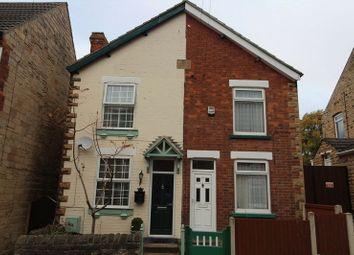 Thumbnail 2 bed semi-detached house for sale in Linden Street, Mansfield