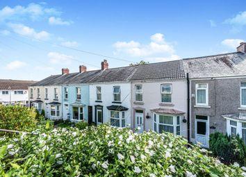 Thumbnail 2 bed terraced house for sale in Lan Avenue, Morriston, Swansea