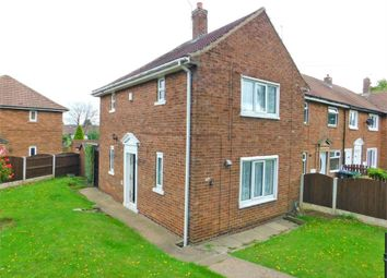 Thumbnail 2 bed end terrace house for sale in Thomas Street, Swinton, Mexborough, South Yorkshire