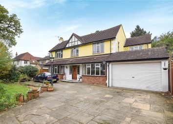 Thumbnail 5 bed detached house for sale in Court Road, Ickenham, Middlesex