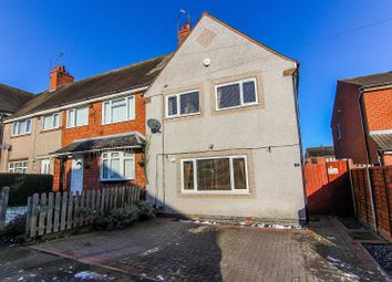 Thumbnail 3 bedroom end terrace house for sale in The Coppice, Stoke Aldermoor, Coventry