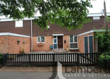 Thumbnail 3 bed terraced house for sale in Farnborough Close, Redditch